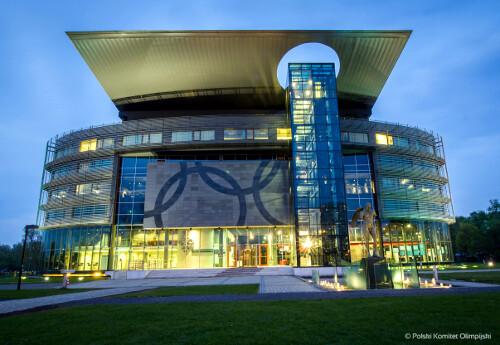 16 lat Centrum Olimpijskiego PKOl
