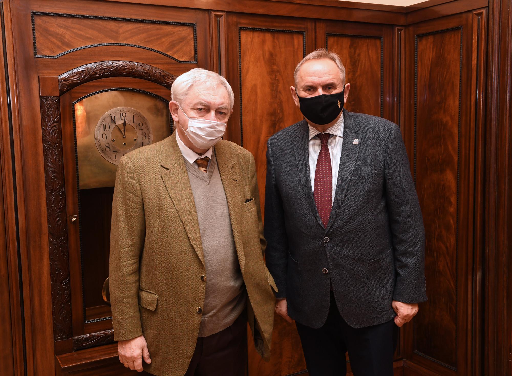 """Jacek Majchrowski: """"Igrzyska to konkretne korzyści dla mieszkańców"""""""