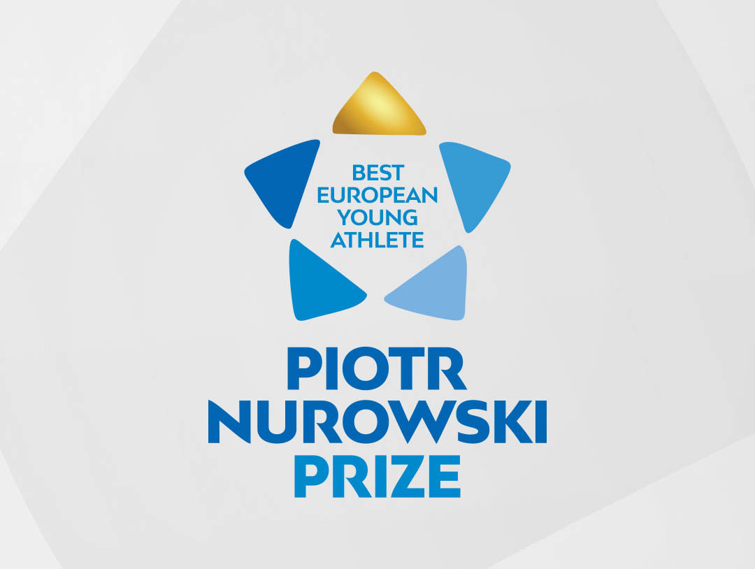 "EOC Unveils new logo For Piotr Nurowski ""Best European Young Athlete"" Award"