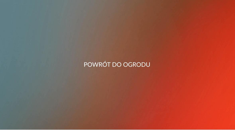 """""""Powrót do ogrodu"""" – wystawa Janusza Foglera"""