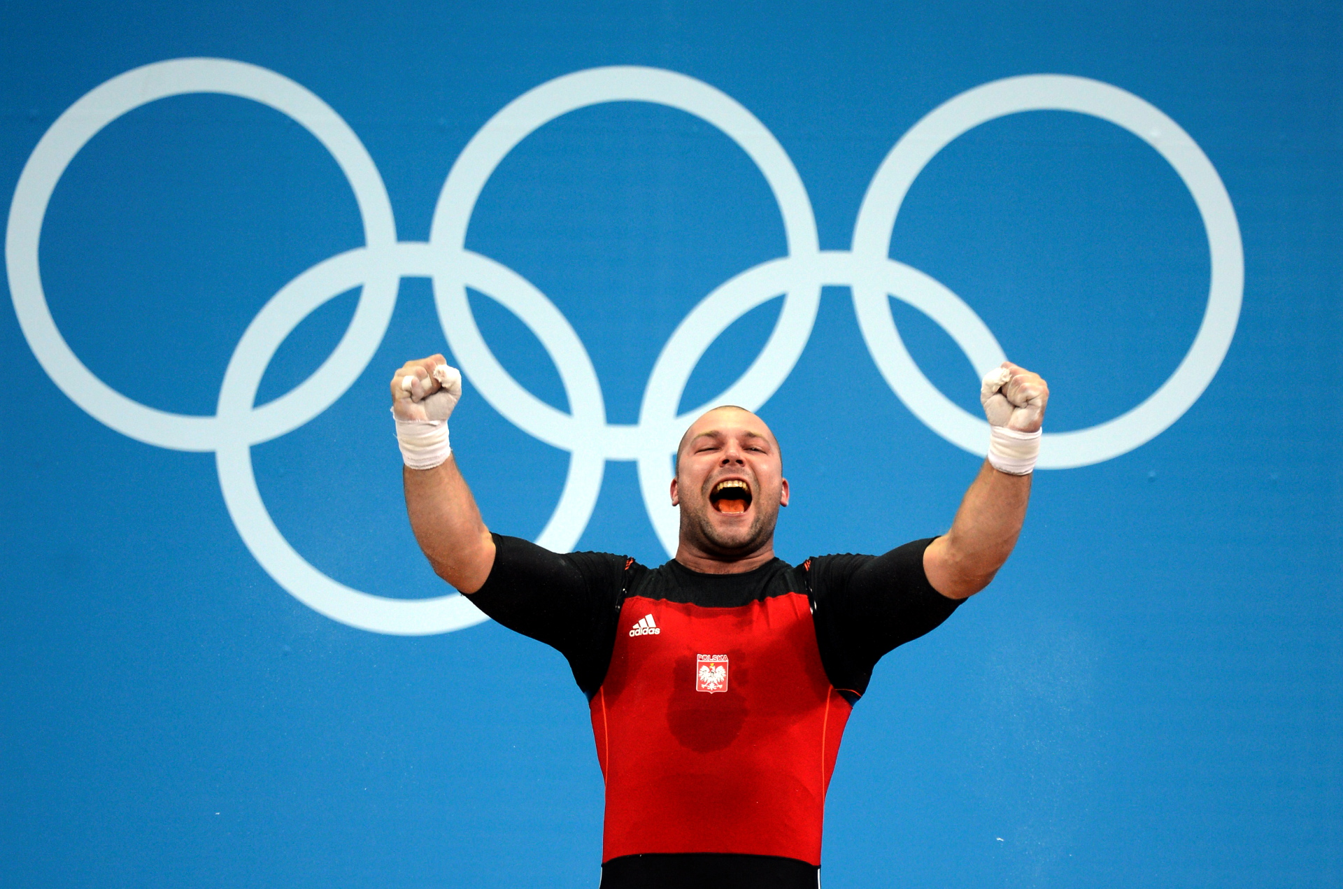 Bartłomiej Bonk is the Olympic vice-champion!