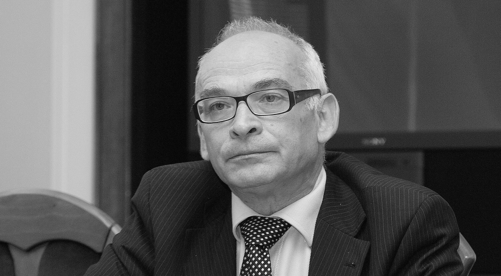 Odszedł Jan Lityński (1946–2021)