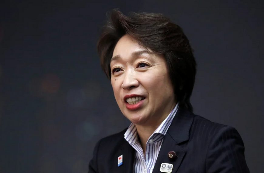 Seiko Hashimoto – the new President of the Tokyo Organising Committee