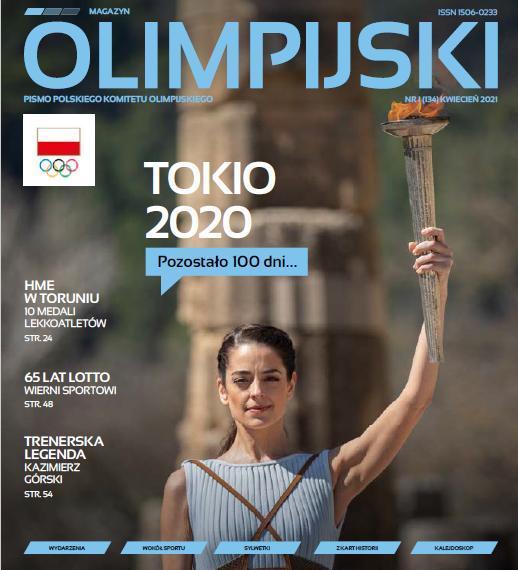 Magazyn Olimpijski nr 1/2021 już dostępny!
