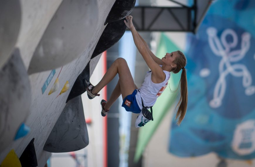 Sport Climbing, Triathlon join European Games 2023