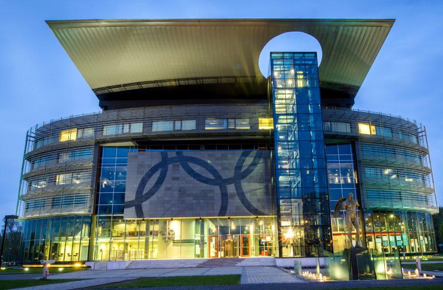 Wystawa fotografii Jerzego Kleszcza w Centrum Olimpijskim PKOl