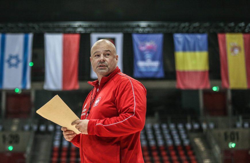 Kadra koszykarzy przygotuje się do kwalifikacji olimpijskich
