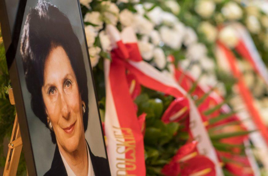Trzy lata temu odeszła Irena Szewińska