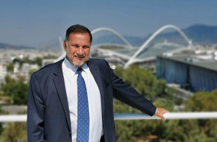 Spyros Capralos Przewodniczącym EOC