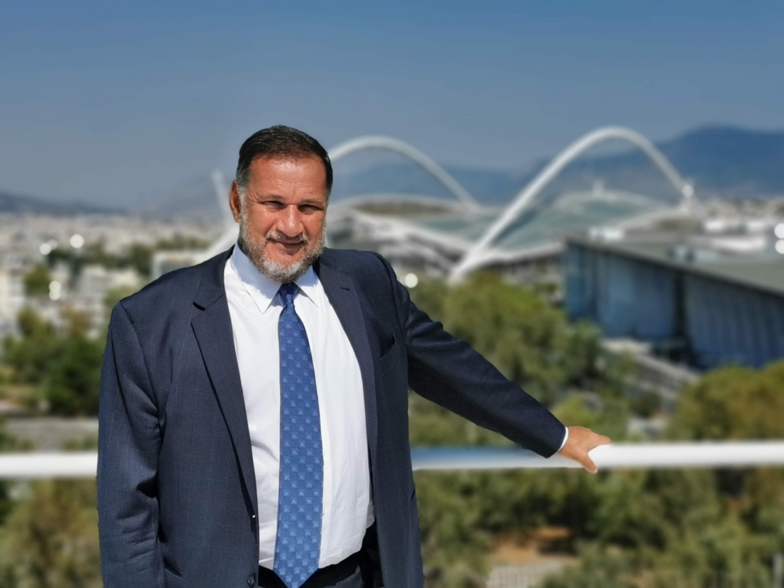 Capralos named 9th President of the European Olympic Committees