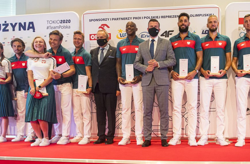 Tokio 2020: Kolejni polscy sportowcy odebrali nominacje