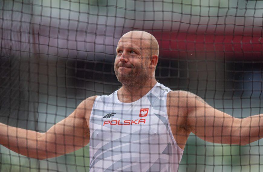 Piotr Małachowski na pożegnanie z igrzyskami