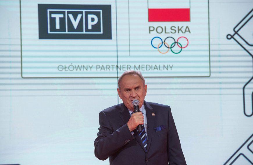 Telewizja Polska Głównym Partnerem Medialnym PKOl