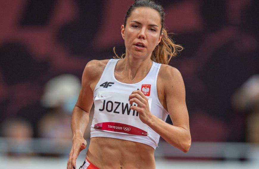 Joanna Jóźwik w półfinale 800 metrów!