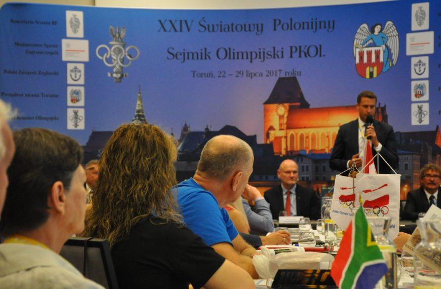 XXVI Polonijny Światowy Sejmik Olimpijski PKOl 2021