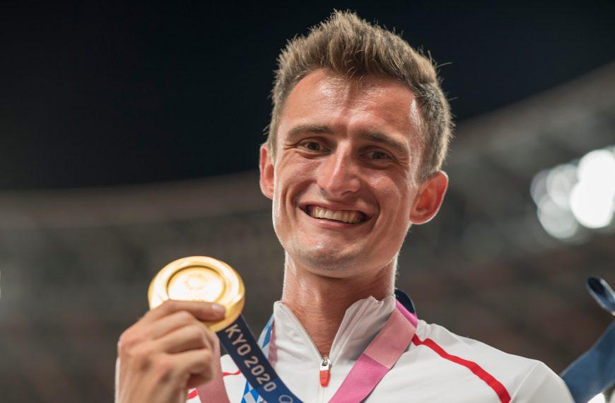 "Dawid Tomala: ""Jestem mistrzem olimpijskim"""