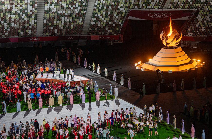 Igrzyska XXXII Olimpiady Tokio 2020 zakończone!