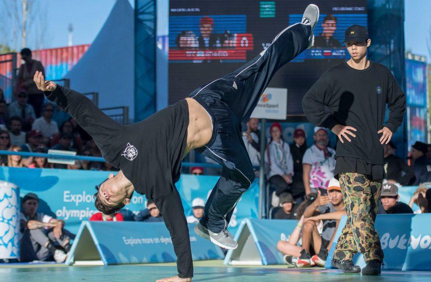 Breaking w programie III Igrzysk Europejskich Kraków-Małopolska 2023