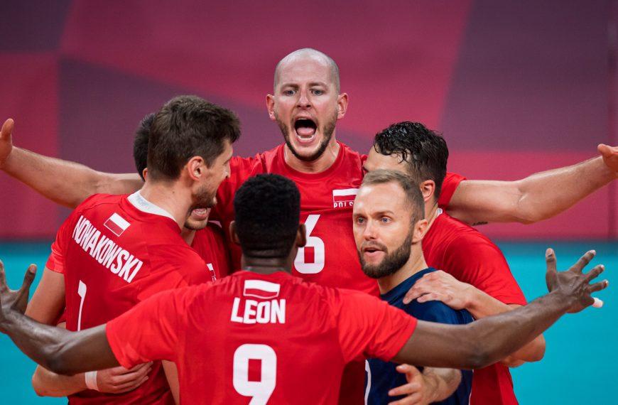 ME: Polscy siatkarze w półfinale!