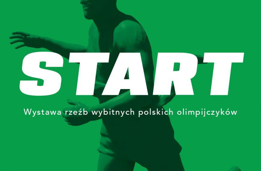 START – wystawa poświęcona wybitnym polskim olimpijczykom