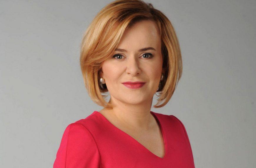 Minister Anna Krupka członkiem zarządu Światowej Agencji Antydopingowej